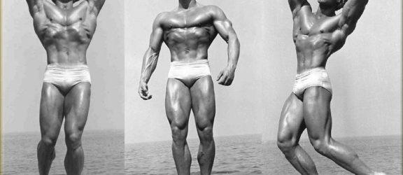 Steve Reeves 1950
